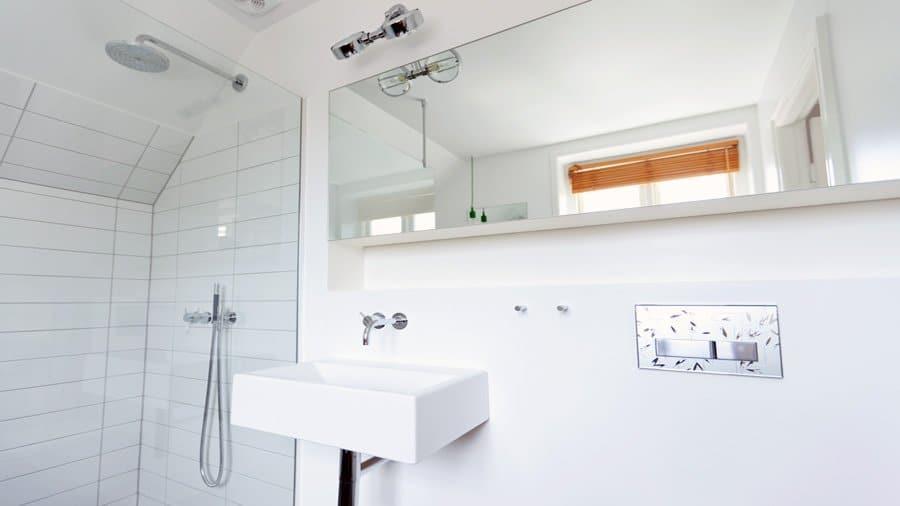 badeværelsesspejl