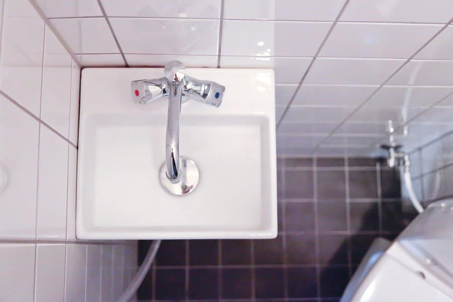 lille håndvask