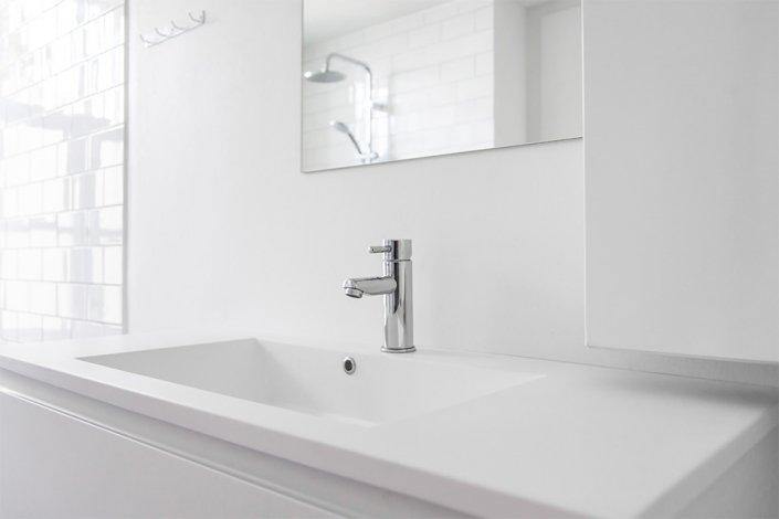 hvid håndvask